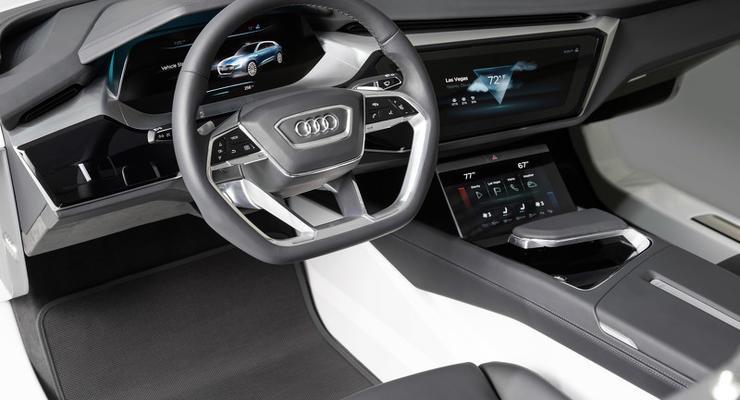 Audi показала в США салон автомобиля будущего (фото)