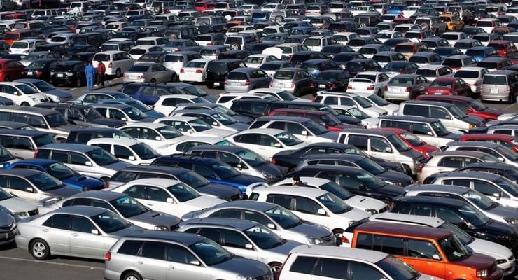 В декабре в Украине выросли продажи подержанных авто