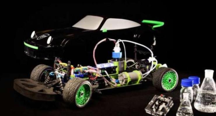 В Нидерландах студенты создали автомобиль, работающий на кислоте