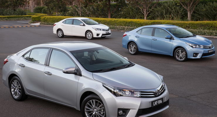 Итоги года: названы самые продаваемые модели авто в мире