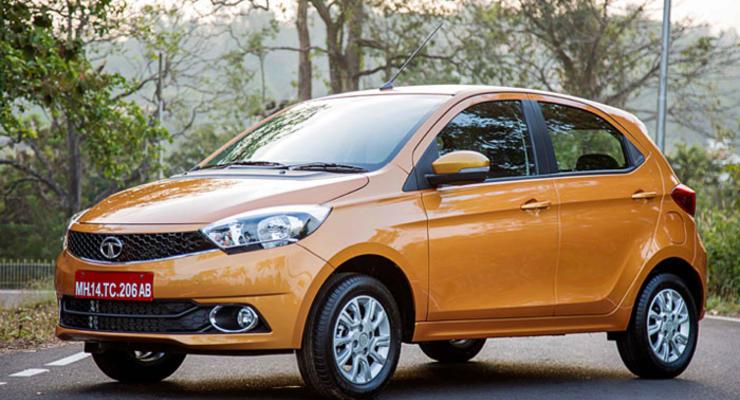 Tata Motors переименует свой хэтчбек из-за вируса