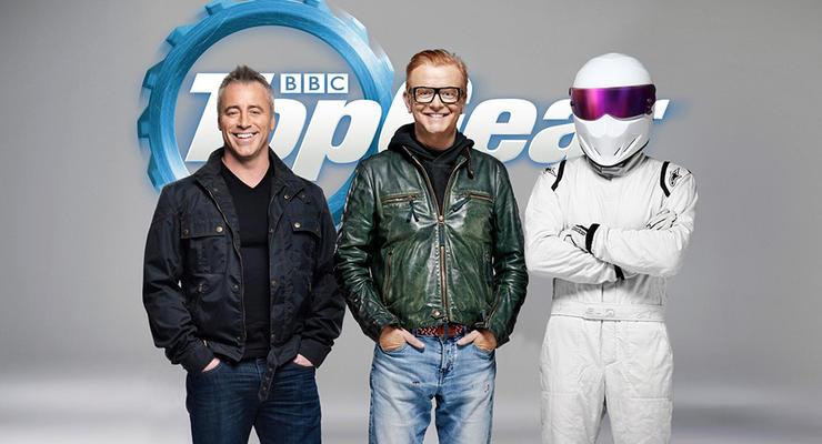 Новым ведущим Top Gear стал Джои из сериала Друзья