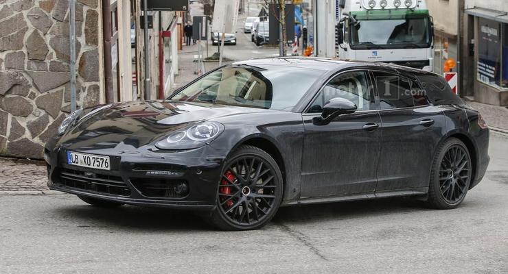 Porsche готовит универсал на базе знаменитого спорткара