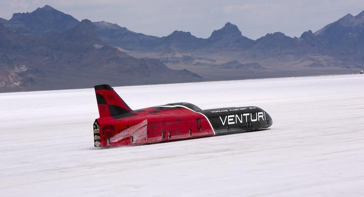 Команда ученых США разогнала электрокар до скорости болида Формулы-1