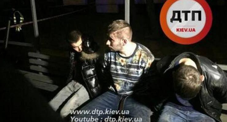 Киевские патрульные прокомментировали убийство парня во время погони