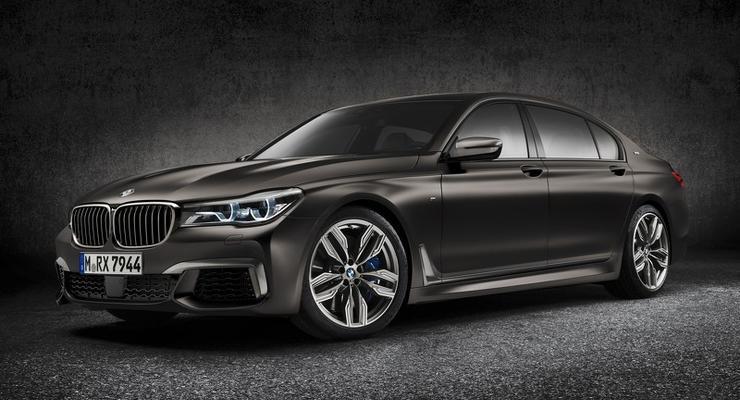 Официально: BMW представила самую мощную 7-Series