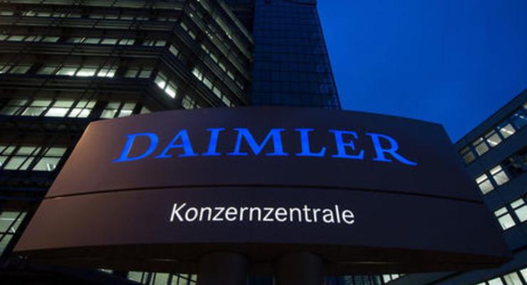 Daimler сократит сотрудников двух американских заводов