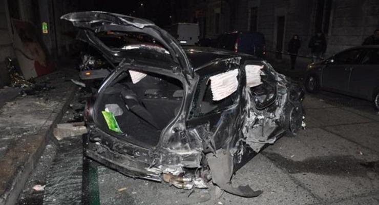 Украинский волонтер погиб в ДТП в Италии