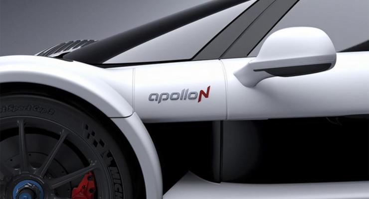 """Компания Apollo обещает показать в Женеве """"быстрейший дорожный автомобиль"""""""