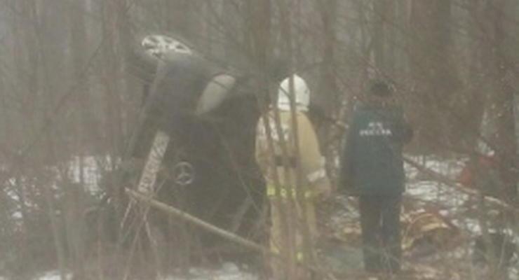 Автобус с украинцами попал в аварию на родине Азарова, есть жертвы