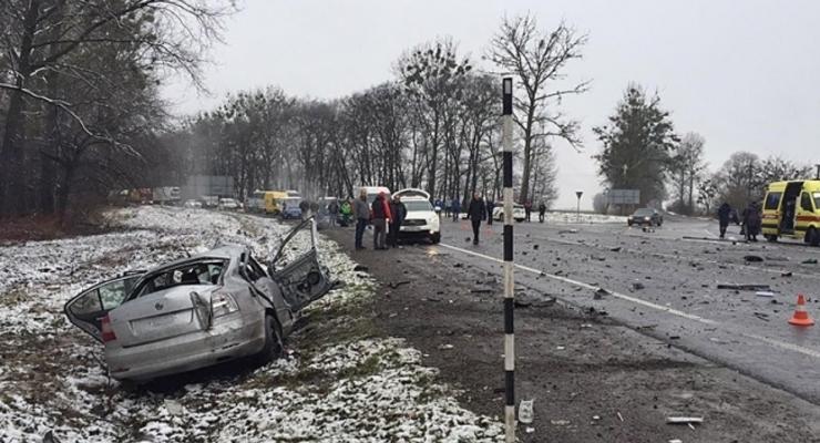 В аварии погиб экс-регионал, которого разыскивал Интерпол - СМИ