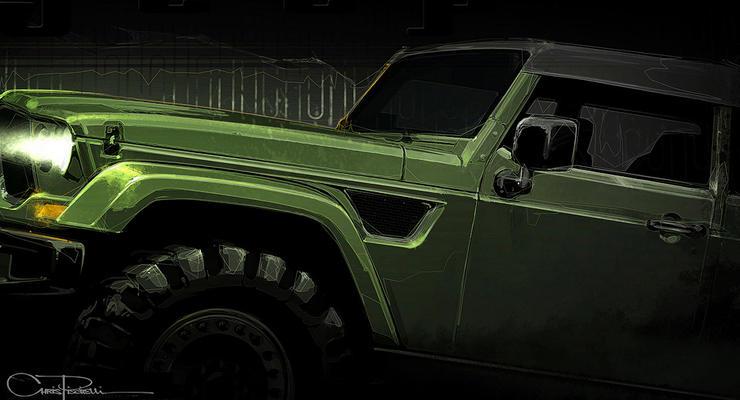 Jeep анонсировал семь концепт-каров к пасхальному сафари