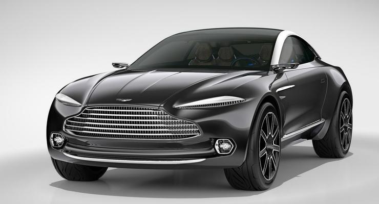 Aston Martin анонсировал семь новинок за семь лет