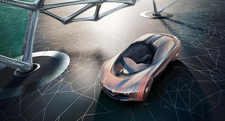 Компания BMW показала концепт в честь столетия марки