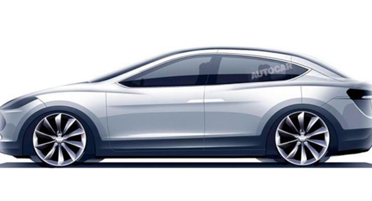 Новый электрокар Tesla представят 31 марта