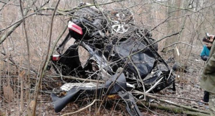 На Киевщине в ДТП погибли трое