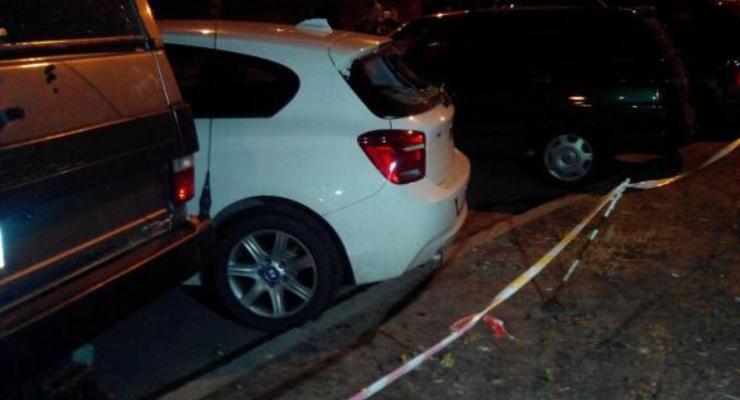 В автомобиль нардепа Парасюка бросили гранату