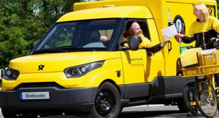 Немецкий Deutsche Post начинает серийный выпуск электромобилей