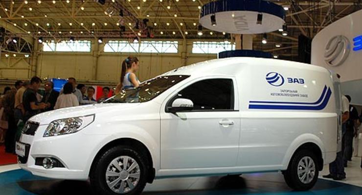 ЗАЗ продолжит выпуск автомобилей и представит новый фургон
