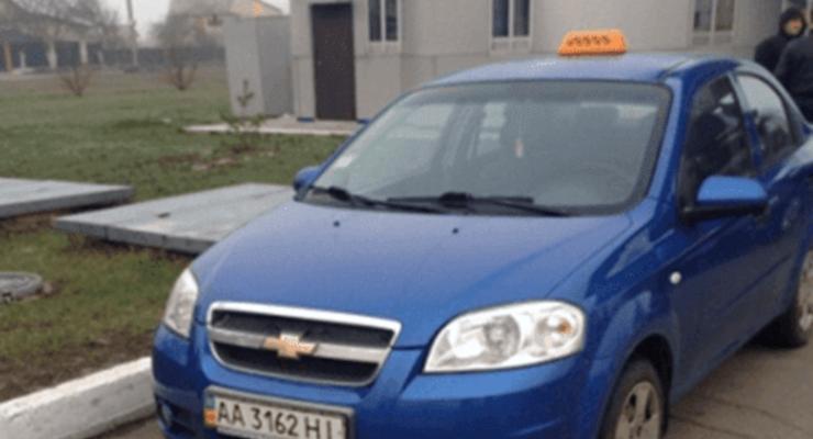 В Киеве задержали серийных угонщиков Chevrolet