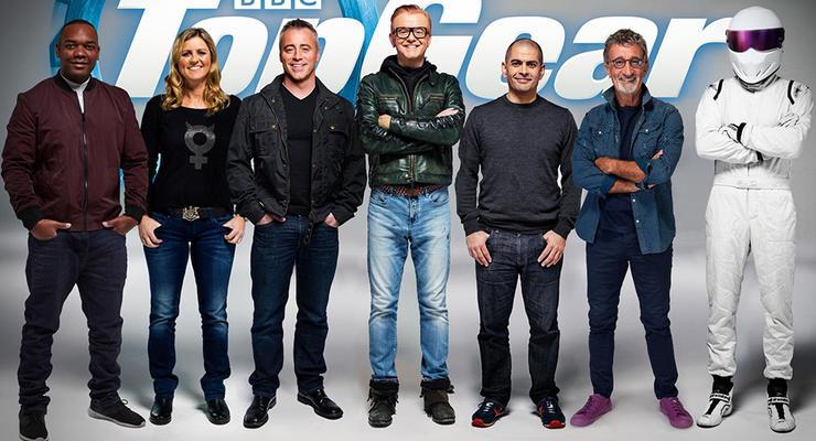 Обновленный Top Gear выйдет на канале Netflix