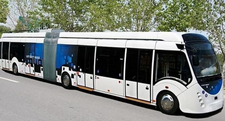 На дороги Минска выедут два опытных электробуса