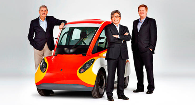 Компания Shell представила сверхэкономичный концепт