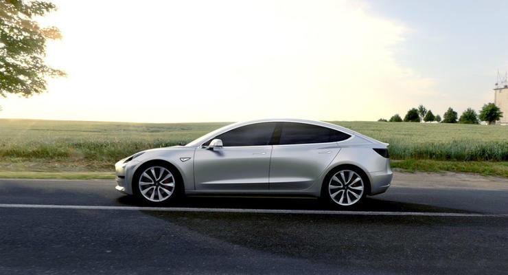Tesla анонсировала электрокар дешевле Model 3