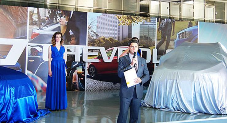 В Украине стартовали продажи двух обновленных моделей Chevrolet