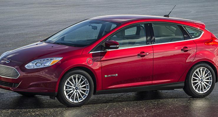 Компания Ford анонсировала конкурента Tesla Model 3