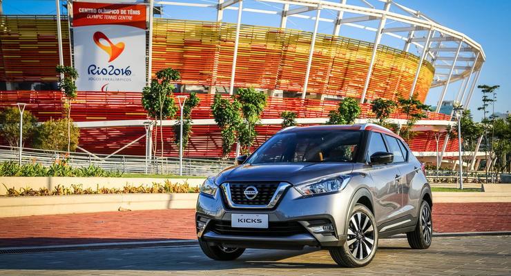 Nissan представил официальный кроссовер Олимпийских игр