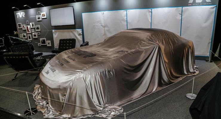 Компания TVR анонсировала новый суперкар