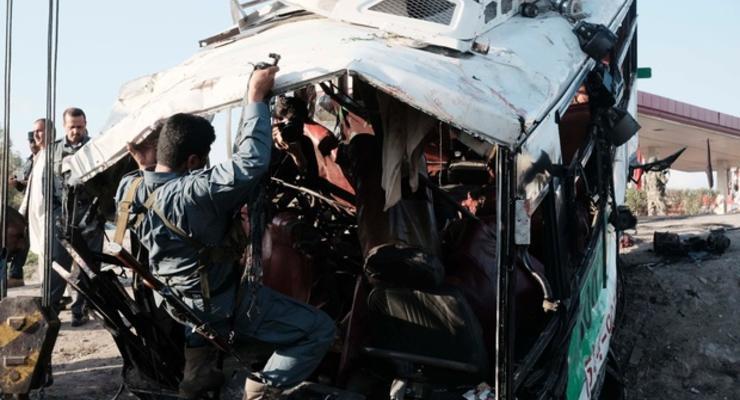 В Афганистане в ДТП погибли 50 человек