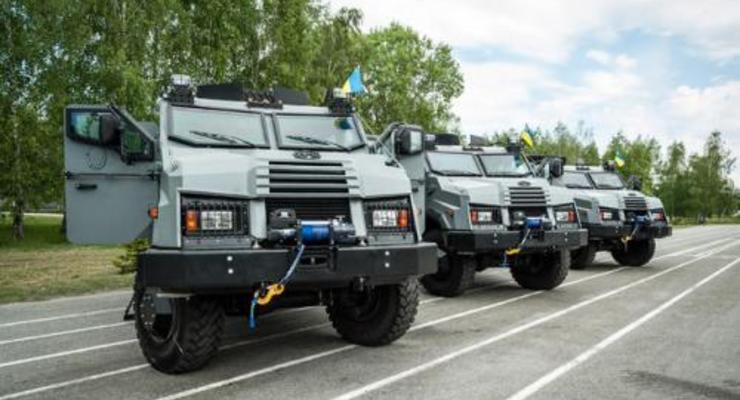 В серийное производcтво запустили еще один украинский броневик