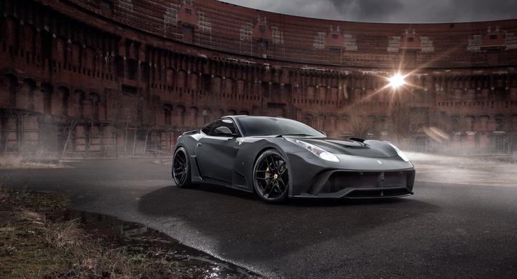 Немецкие тюнеры построили суперкар на основе Ferrari