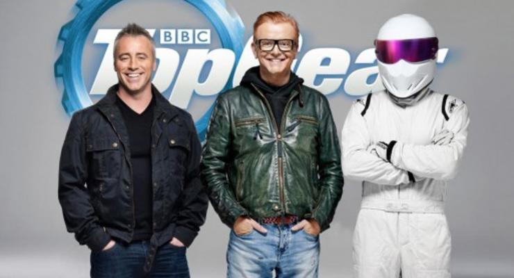 В сеть выложили расширенный вариант трейлера нового Top Gear