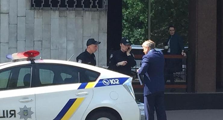 Украинского министра оштрафовали в центре Киева