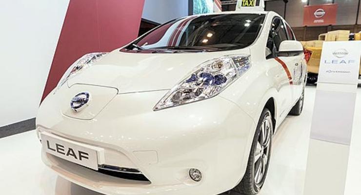 Nissan продал крупнейшую в истории партию электрокаров