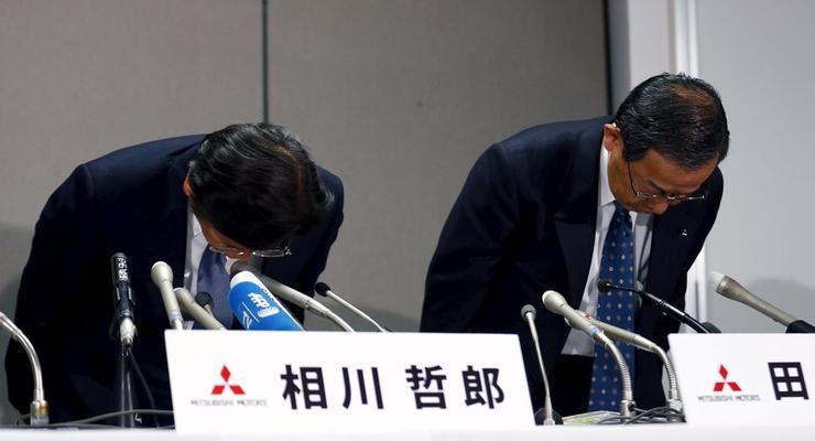 Президент компании Mitsubishi Motors ушел в отставку