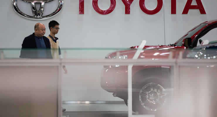 Toyota отзывает более 1,5 миллиона авто
