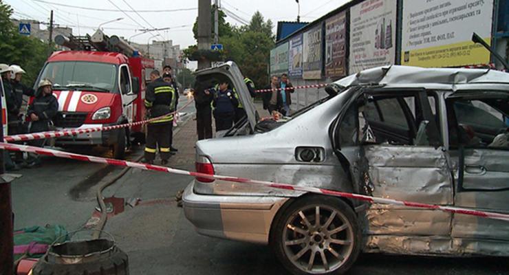 ДТП в Виннице: погибли четыре человека