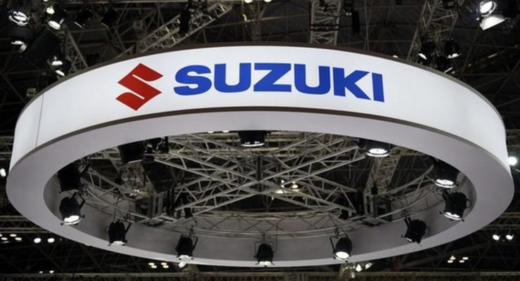 Suzuki приостановил сборку на трех заводах в Японии