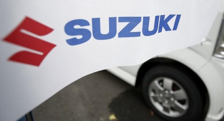 В компании Suzuki провели обыски из-за махинаций с расходом топлива
