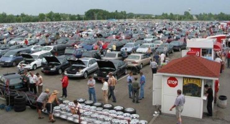 Названы самые популярные подержанные авто в Украине