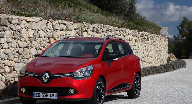 Компания Renault обновила Clio четвертого поколения