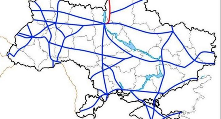 Черниговскую трассу отремонтируют австрийцы за 71 млн гривен