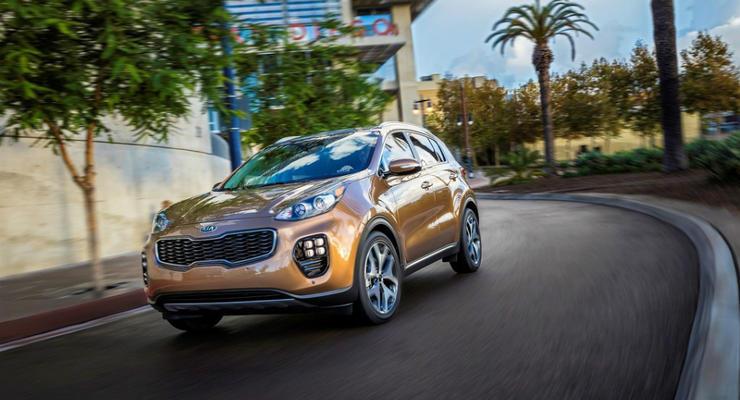 Компания Kia победила в рейтинге самых качественных машин