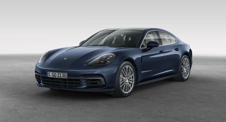 Компания Porsche представила новое поколение Panamera