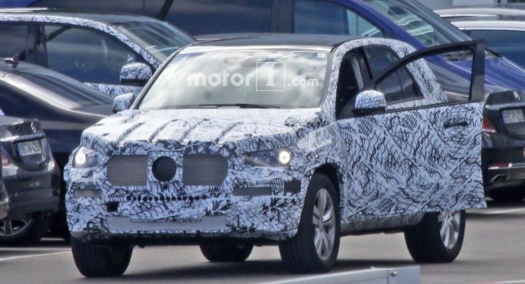 Mercedes-Benz приступил к испытаниям нового G-Class