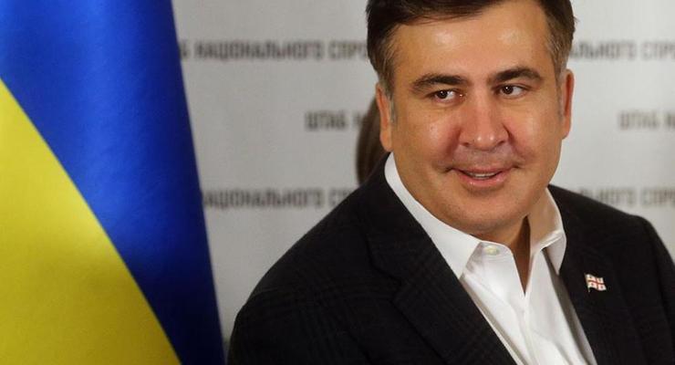 У Саакашвили опровергают наличие якобы угнанного внедорожника